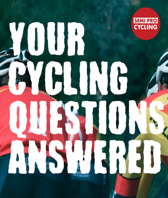Your Cycling Questions Answered